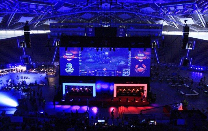 Mistrzostwa gier ESL w Łodzi (5)