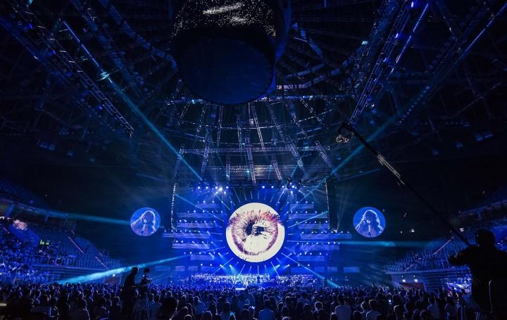 Obsługa Koncertów tauron arena krakow
